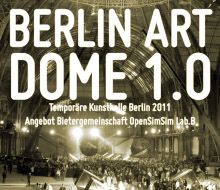 Berlin Art Dome 1.0 . DE